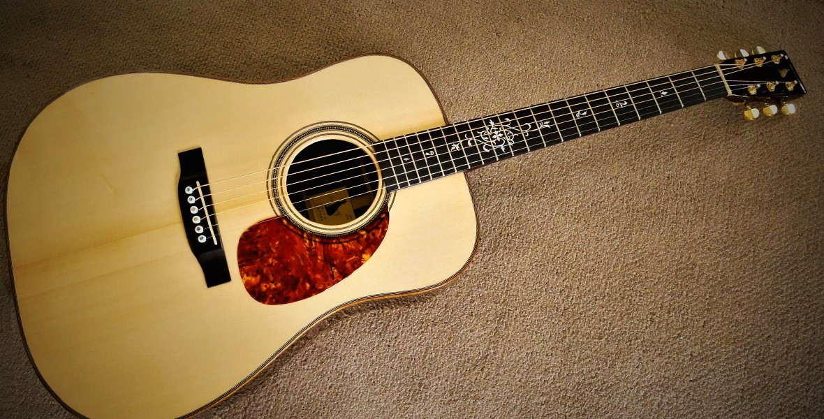 Model:A.Kondo  Custom Model Italian Alpine Spruce / Brazilian Rosewood